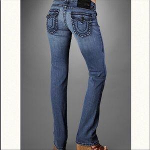 True Religion Billy Jeans NWOT 29